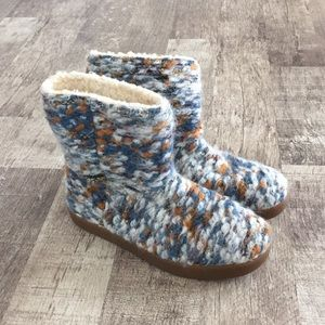 Sanuk toasty tails short boot